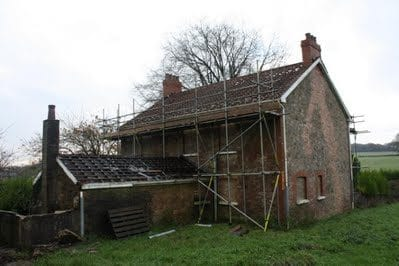 Supervised demolition