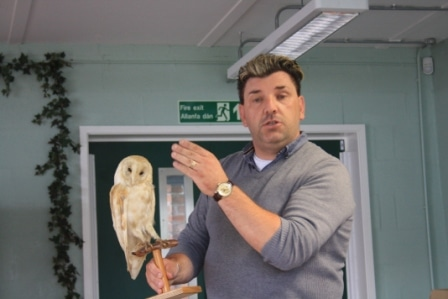 Bird Identification Course – May 31st 2014