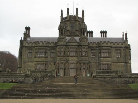 bat survey course margam