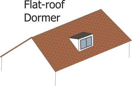 Flat Roof Dormer comp