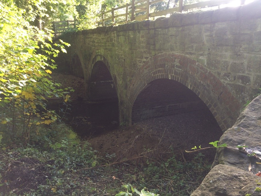 Berthin Brook Bridge